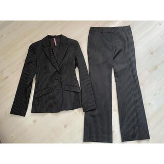 インタープラネット(INTERPLANET)のINTERPLANET パンツスーツ レディース ビジネスカジュアル フォーマル(スーツ)