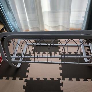 ベッドガード、ベビーガード、転落防止柵 ベッドフェンス 介護用柵 (その他)