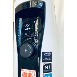 デロンギ(DeLonghi)の☆美品 送料無料☆ デロンギ オイルヒーター RHJ65L0915(オイルヒーター)