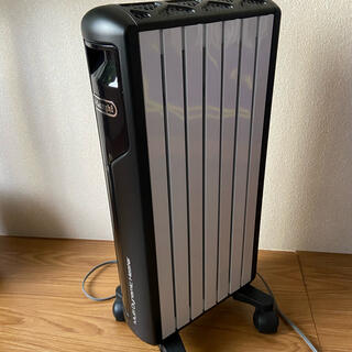 デロンギ(DeLonghi)のデロンギ マルチダイナミックヒーター MDH09-BK(オイルヒーター)