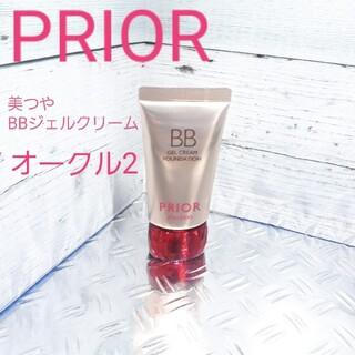 PRIOR - PRIOR美つやBBジェルクリーム/ファンデーション