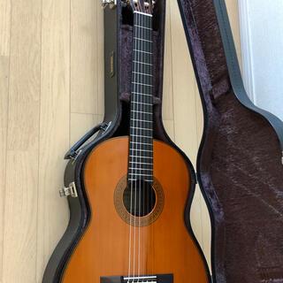 ヤマハ(ヤマハ)のヤマハCG-170CA 単板トップ 純正ハードケース 送料込み 85%off(クラシックギター)
