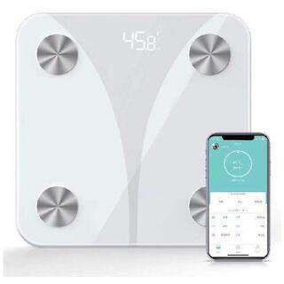 体重計 体組成計 体脂肪 高精度 カロリー測定可能ボディスケールスマートスケール