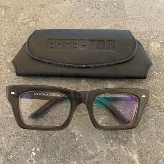 エフェクター(EFFECTOR)のEFFECTOR DIRT 眼鏡(その他)