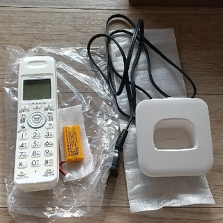 パイオニア(Pioneer)のパイオニア固定電話機 増設子機(その他)