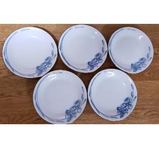 サンローラン(Saint Laurent)の訳ありのため最安値 イヴ サンローラン お皿 5枚セット (4枚は未使用)(食器)