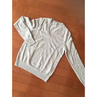 ユニクロ(UNIQLO)の新品未使用 UNIQLOカシミヤセーター(ニット/セーター)