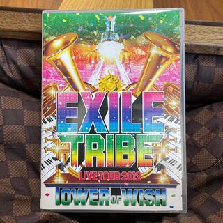 エグザイル トライブ(EXILE TRIBE)のEXILE TRIBE LIVE TOUR 2012 TOWER OF WISH(舞台/ミュージカル)