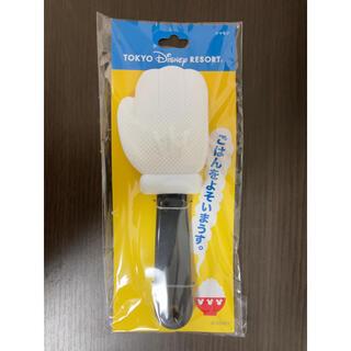ディズニー(Disney)のDisney しゃもじ(調理道具/製菓道具)