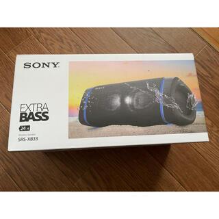 SONY - ソニーワイヤレススピーカーSRS-XB33