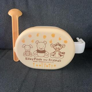 ディズニー(Disney)の【Disney】ベビープー 離乳食調理セット(離乳食調理器具)
