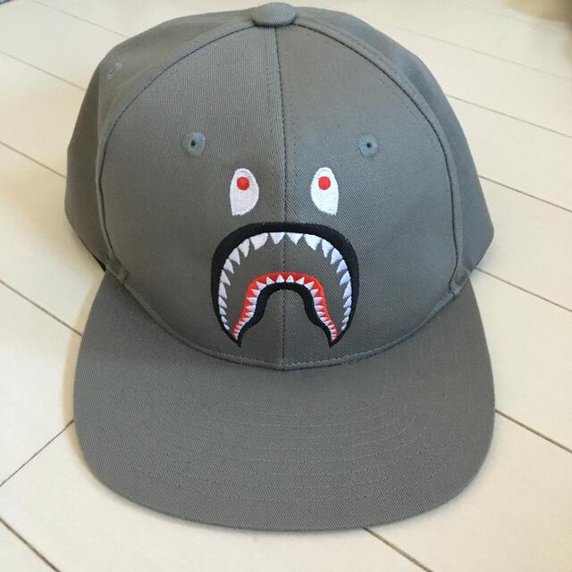 A BATHING APE(アベイシングエイプ)のエイプ キャップ メンズの帽子(キャップ)の商品写真