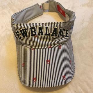 ニューバランス(New Balance)の海斗様 専用 ニューバランス サンバイザー ゴルフ(ウエア)