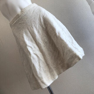 プラステ(PLST)のプラステ ニットスカート(ひざ丈スカート)