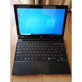 【美品】タブレットPC ARROWS Tab Q704/H keyboard付(タブレット)