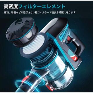 【新品】 掃除機 コードレス コードレスクリーナー 強力吸引(掃除機)