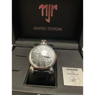 ガガミラノ(GaGa MILANO)の【世界110本限定】ガガミラノ腕時計ネイマールコラボモデル(腕時計(アナログ))