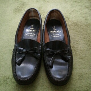 リーガル(REGAL)のREGAL  ローファー 24.5㎝(ローファー/革靴)