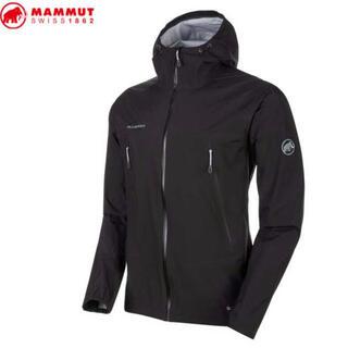 マムート(Mammut)の【週末値下】MAMMUT マムート マサオライトHS Hooded Jacket(登山用品)
