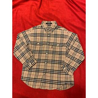 BURBERRY - バーバリー チェックシャツ
