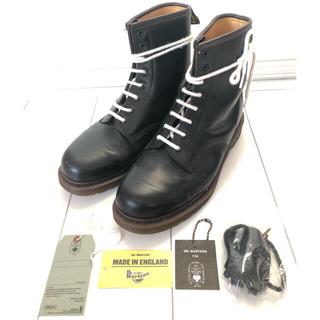 ダブルタップス(W)taps)のSALE wtaps × Dr.Martin 10AW 8ホールフィールドブーツ(ブーツ)