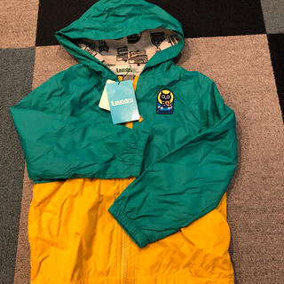 子供服 Laundry 110 フードジャケット