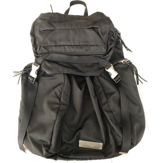 UNDERCOVER(アンダーカバー)の1月13日販売終了 UNDERCOVER アンダーカバー  プラダ型リュック ③ メンズのバッグ(バッグパック/リュック)の商品写真