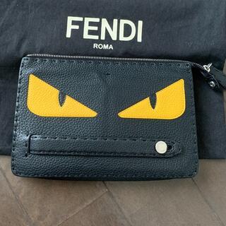 FENDI - FENDI  クラッチ バッグ