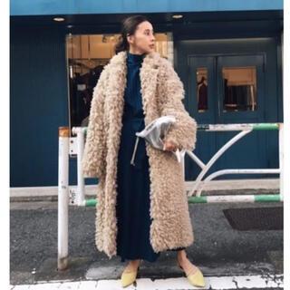 アメリヴィンテージ(Ameri VINTAGE)のAMERI POODLE ECO FUR COAT(毛皮/ファーコート)