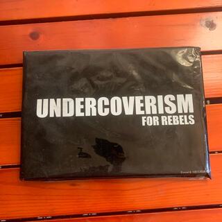 アンダーカバー(UNDERCOVER)の【新品未使用】undercoverism 缶バッジセット(その他)