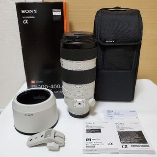 SONY - ★美品★ソニー FE 100-400mm F4.5-5.6 GM フィルター付