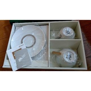 ノリタケ(Noritake)のカップ&ソーサー ペアセット(食器)
