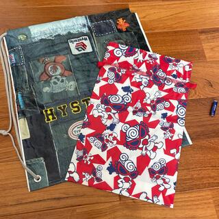 ヒステリックミニ(HYSTERIC MINI)のヒスミニ プレゼント袋&ショップバッグ(ショップ袋)