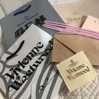 ヴィヴィアンウエストウッド(Vivienne Westwood)のヴィヴィアン 袋(ショップ袋)