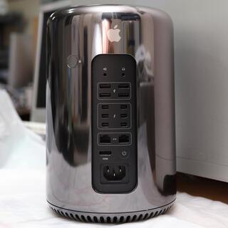 Mac (Apple) - Mac Pro (Late 2013) 6コア、GPU6gx2、メモリ64g