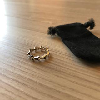 クロムハーツ(Chrome Hearts)のクロムハーツ クロステール リング 10号(16mm)(リング(指輪))