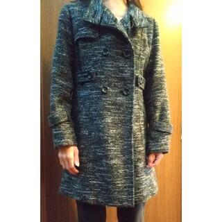 黒色のコート Mサイズ(ロングコート)