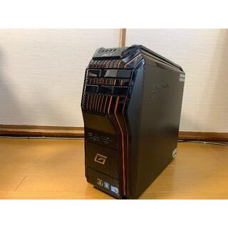 エイサー(Acer)のAcer Predator G5900 改 ゲーミング i7 GTX970(デスクトップ型PC)