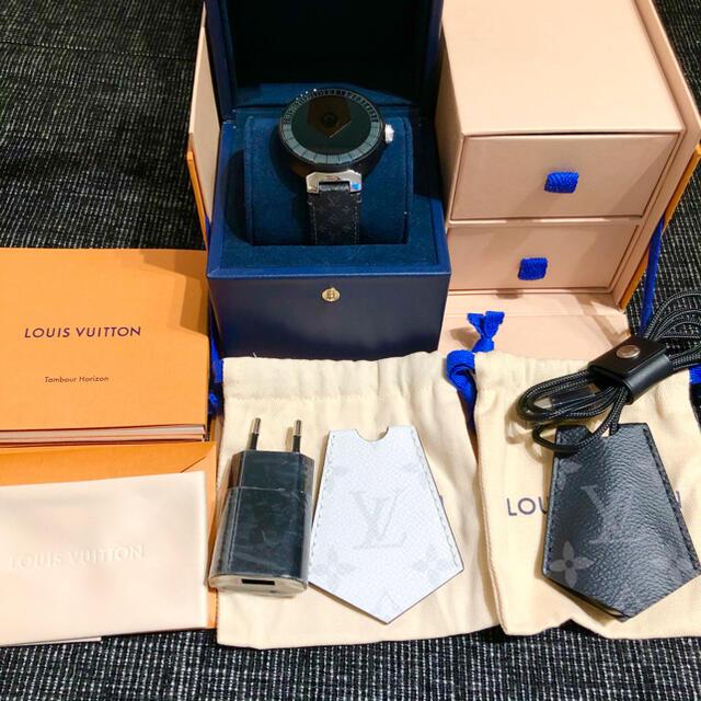 LOUIS VUITTON(ルイヴィトン)のタンブールホライゾンV2 メンズの時計(腕時計(デジタル))の商品写真