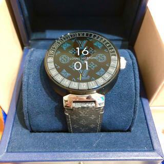 ルイヴィトン(LOUIS VUITTON)のタンブールホライゾンV2(腕時計(デジタル))