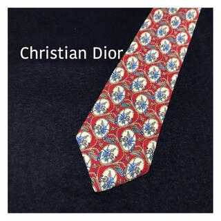 Christian Dior - 極美品✨Christian Dior   高級シルクネクタイ 12-CD4