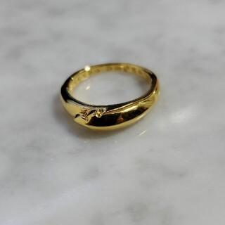 クロムハーツ(Chrome Hearts)のクロムハーツ フレアニーリング(リング(指輪))