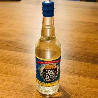 泡波 100㎖ ミニボトル 古酒(焼酎)