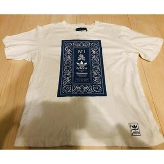 ネイバーフッド(NEIGHBORHOOD)のNeighborhood adidas ネイバーフッド アディダス Tシャツ(Tシャツ/カットソー(半袖/袖なし))