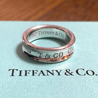 ティファニー(Tiffany & Co.)のティファニー ナロー リング 指輪 ワイド 16号 17号  925(リング(指輪))