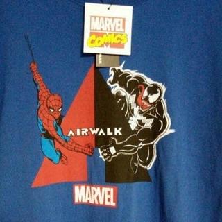 マーベル(MARVEL)の新品未使用 MARVEL×AIRWALKコラボTシャツ(Tシャツ/カットソー(半袖/袖なし))
