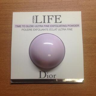 Christian Dior - 【新品未使用】ディオール dior ライフ ポリッシュ パウダー