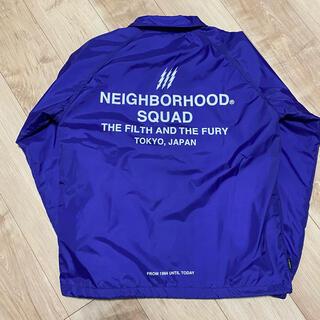 NEIGHBORHOOD - ネイバーフッド コーチジャケット neighborhood