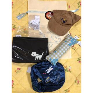 プードゥドゥ(POU DOU DOU)のバラ不可 プードゥドゥ オンライン限定小物福袋 5点(日用品/生活雑貨)