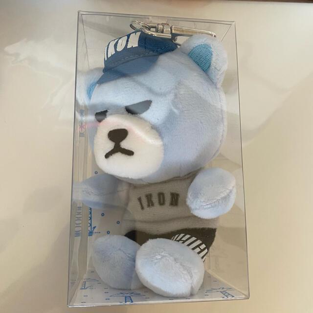 iKON(アイコン)のKRUNK × iKON PLUSH KEYRING ver2 キーリング エンタメ/ホビーのタレントグッズ(アイドルグッズ)の商品写真